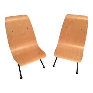 Jean Prouvre Antony Accent Chairs - A Pair