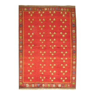 Turkish Tulu Rug 5'4'' x 7'10''
