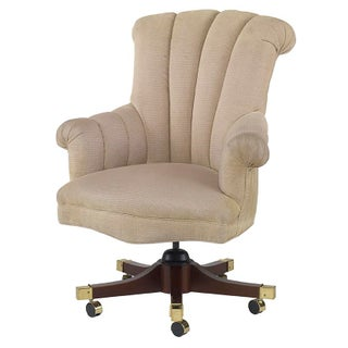 Kravet St. Honore Executive Swivel Chair