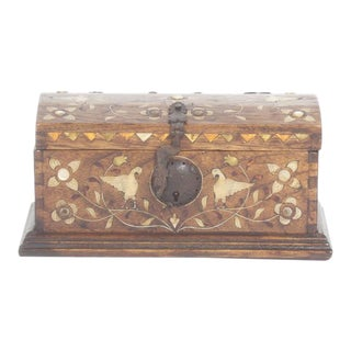 Inlaid Peruvian Box