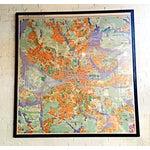 Image of Vintage Map of Stockholm