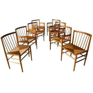 FDM Møbler Dining Chairs - Set of 8