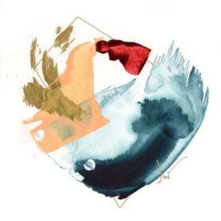 "Beth Winterburn Original Abstract - ""5/13. 13."""