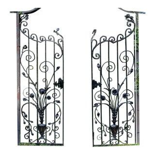 Floral Gates