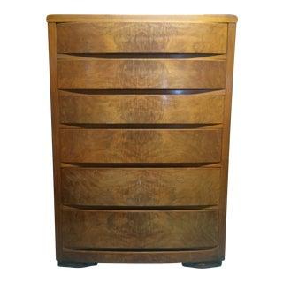 Tri Bond III Burl Wood Dresser