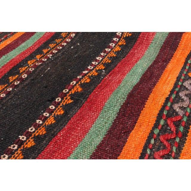 "Image of Vintage Tribal Persian Kilim - 5'1"" X 11'0"""