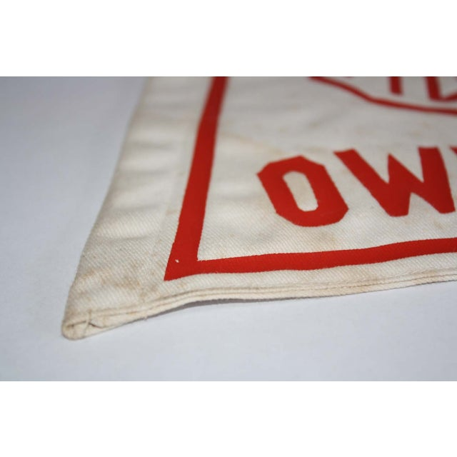 MG Owners Club Pennant Flag - Image 4 of 6