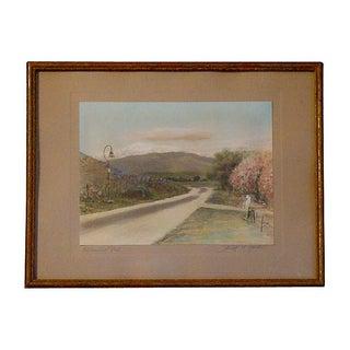 "1925 Southwestern ""El Camino Real"" Photo by Frederick W. Martin"