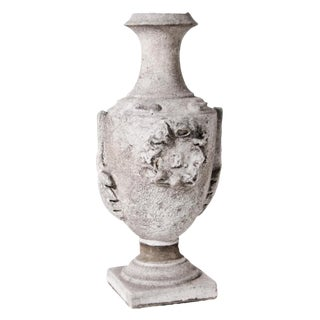 Victorian Cast Stone Urn