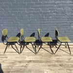 Image of Mid-Century Metal Kids Chairs - Set of 4