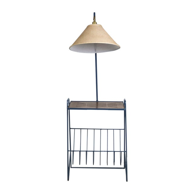 Luna Side Table & Lamp by Frucs - Image 1 of 9