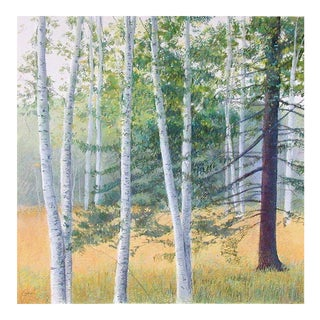 """Elissa Gore """"Birch Field 2"""""""