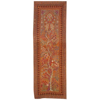 Unbelievable Silk Embroidered Suzani