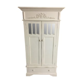 Shabby Chic Cottage Cabinet