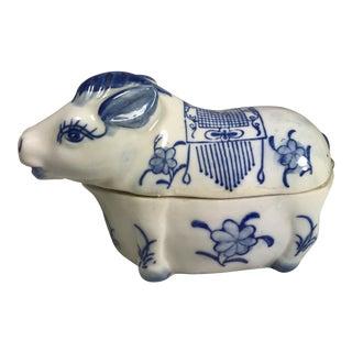 Chinese Horse Box