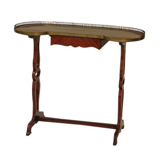 Louis XVI Style French Writing Table