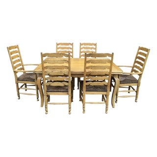 Bausman French Country Dining Set