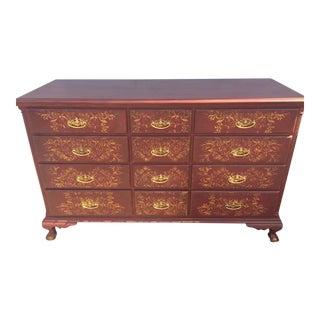 Vintage Chippendale Dresser