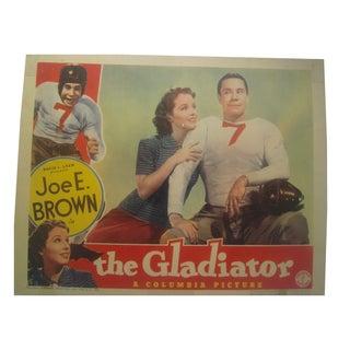 Joe E. Brown 1938 Movie Lobby Cards - Set of 3