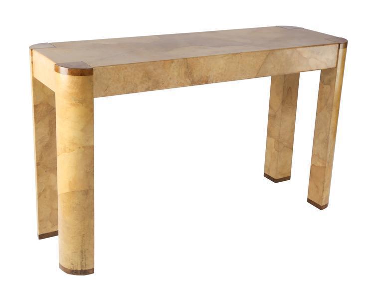 antique & designer karl springer furniture & lighting