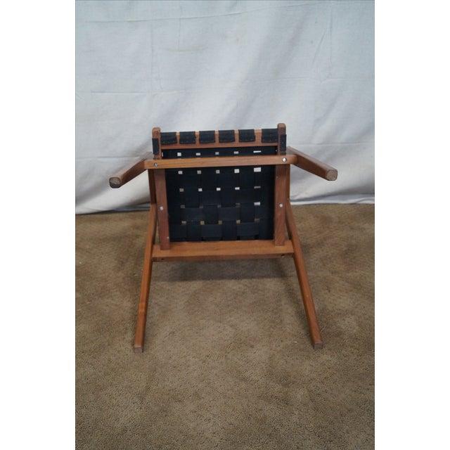 Knoll Studio Jens Risom Mid Century Arm Chair - Image 8 of 10