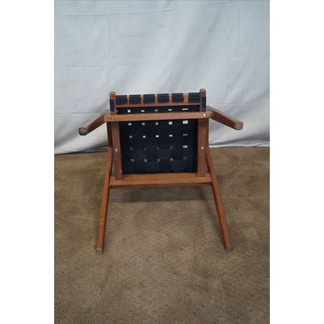 Image of Knoll Studio Jens Risom Mid Century Arm Chair