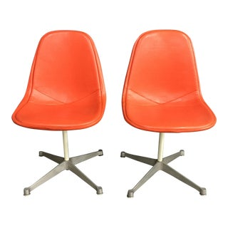 Herman Miller PKC Wire Chairs - A Pair