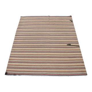 Pastel Large Room Size Rag Rug