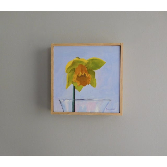 Anne Carrozza Remick Daffodil Painting - Image 4 of 5
