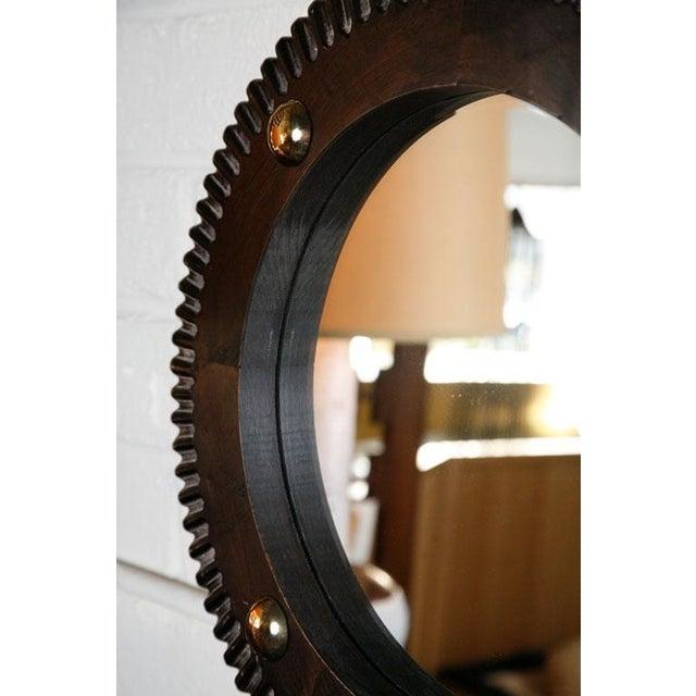 Image of Paul Marra Gear Style Mirror