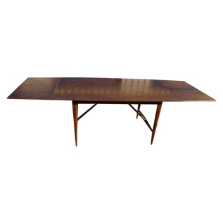 Danish Modern Kurt Ostervig Rosewood Dining Table