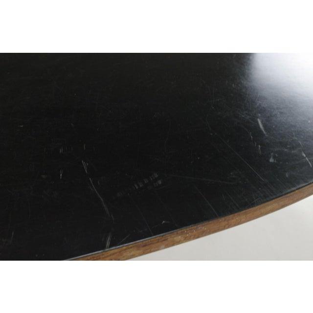 "Eames Elliptical ""Surfboard"" ETR Coffee Table - Image 11 of 11"