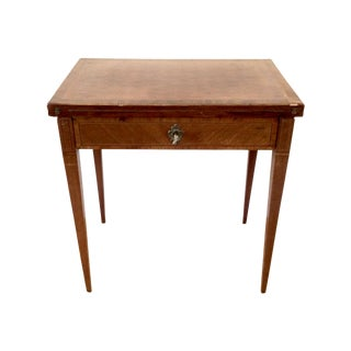 French Ladies Writing Desk or Vanity