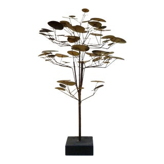C. Jere Raindrop Tree Sculpture
