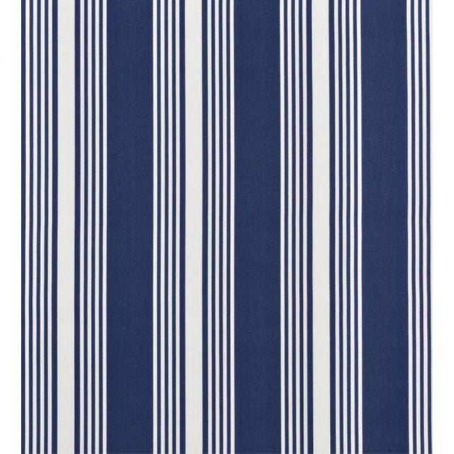 Clear Water Stripe Blue Fabric - 5 Yards - Image 1 of 3