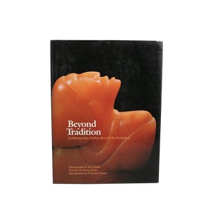 """""""Beyond Tradition: Contemporary Indian Art and Its Evolution"""" by Lois Essary Jacka c. 1988"""