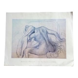 Degas Bather Print