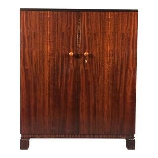 1930s Art Deco Continental Gentleman's Cabinet