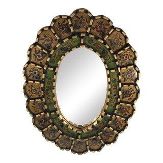 Handmade Peruvian Mirror