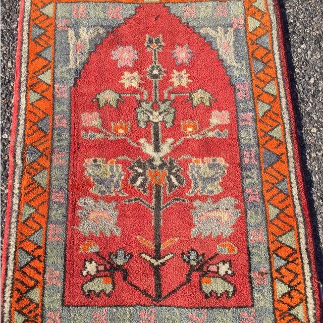 Image of Anatolian Persian Rug - 2′5″ × 3′4″
