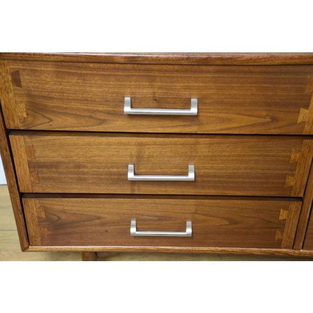 Lane Acclaim Mid-Century Walnut Dresser - Image 8 of 11