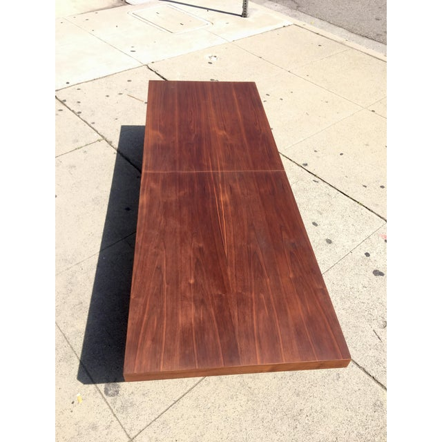 Brown and Saltman Expanding Coffee Table - Image 5 of 10