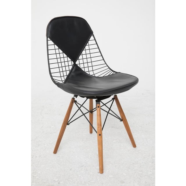 Eames Dowel-Leg Wire Chair - Image 2 of 7