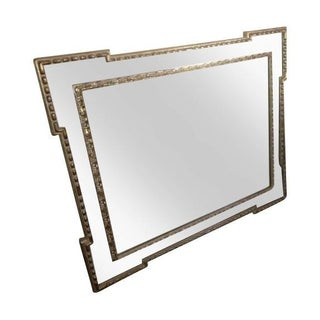 Gilt Framed Mirror by Panache