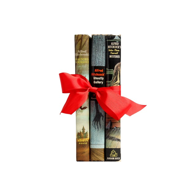Image of Alfred Hitchcock Gift Set