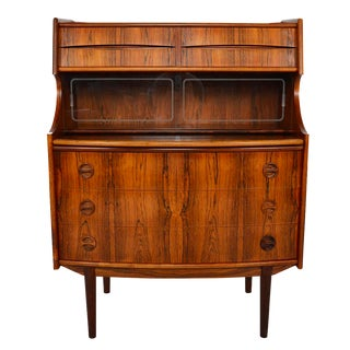Falsigs Møbelfabrik Danish Modern Rosewood Secretary Desk