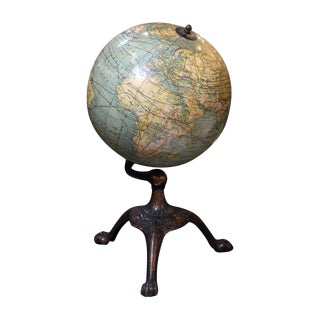 1920s C.S. Hammond & Co. New Terrestrial Globe