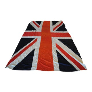 Antique Union Jack British Flag