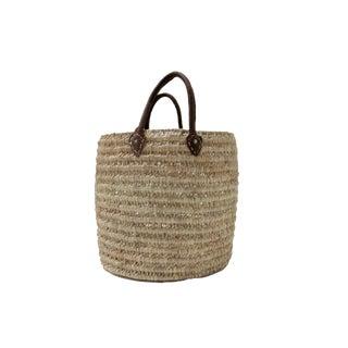 'Souk Shopping' Woven Basket