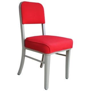 Steelcase Padded Tanker-Style Chair